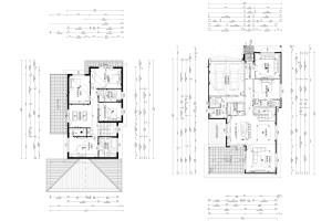 Portfolio for Draw and redraw 2d floor plan