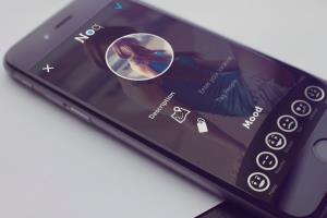 Portfolio for UI | UX App mockup designs