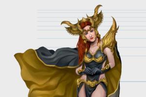Portfolio for character development concept and design