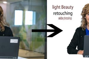 Portfolio for Photo retouching & image editing service