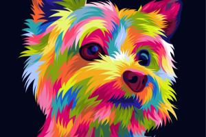 Portfolio for Turn Your Pets into Funny Popart Vector