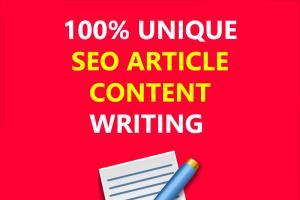 Portfolio for Copywriting: SEO Articles and Blogs
