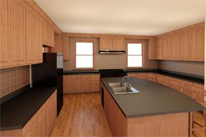 Portfolio for 3D Architectural Design