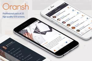 Portfolio for iOS/Android Apps
