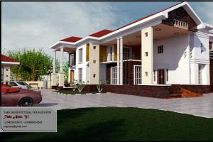 Portfolio for Residential house design.