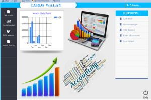 Portfolio for eAccounts