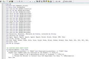 Portfolio for .NET, C# - Application Development