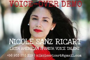 Portfolio for Voice over talent