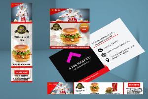 Portfolio for GIF, Animated  HTML5 banner ads