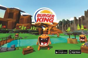 Burger Invasion VR