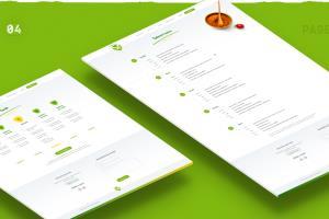 Portfolio for Wanna some juicy webdesign,app or brand?