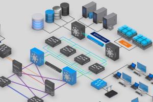 Portfolio for Visio Network Diagrams & Designs
