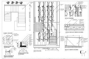 Portfolio for Details architecture, construction (CAD)