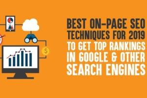 Portfolio for On-Page SEO For Better Ranking in 2019