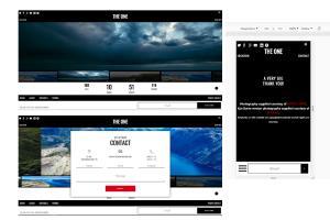 Portfolio for Responsive websites using HTML CSS JS