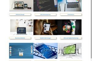 Portfolio for I specialize in web design   SEO
