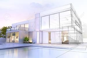 Architectural Design - 3D Model and Rendering