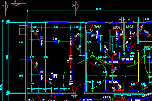 Portfolio for Auto cad 2d electrical drawing service
