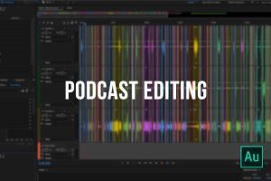 Portfolio for Podcast Editing