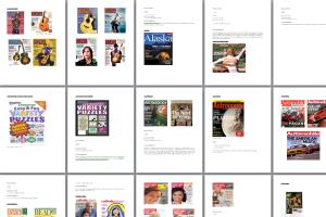 Portfolio for Image to MSword and PDF Conversion