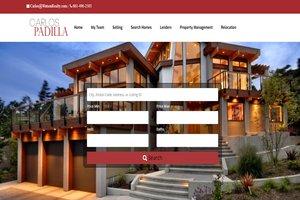 Portfolio for WordPress Real Estate Website
