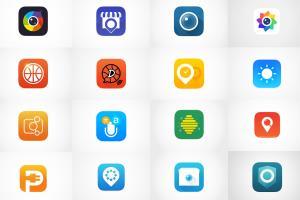 Portfolio for Stunning and professional app icon