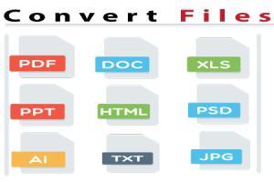 Portfolio for Convert Files Professionally