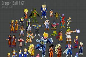 Portfolio for 2D Pixel Art / Sprites