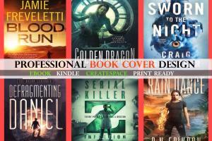 Portfolio for Design A Captivating Book Cover
