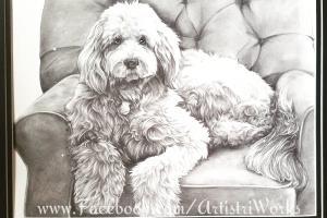 Portfolio for Personalized Artwork - Custom Portraits