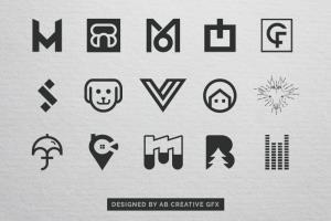 Portfolio for Modern Business Logo Designer