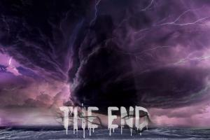 Film Poster - THE END