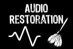 Portfolio for Audio Restoration