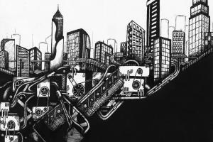 Portfolio for Illustrator and Conceptual Artist