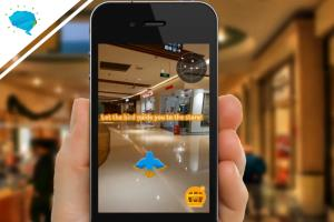 Portfolio for Shopping Mall - Augmented Reality Mobile