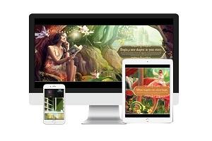 Website for a Real Estate Major - WordPress