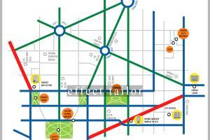 Portfolio for Map Designer & Illustrator