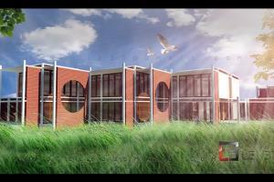 Portfolio for Architectural 3D Exterior Rendering