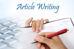 Portfolio for Writing articles in English and Arabic .