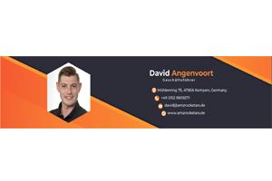 Portfolio for I Will Design Email Signature