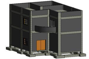 Portfolio for Revit ,Autocad ,2D&3d moduling