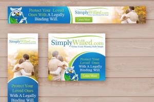 Portfolio for Banner Advertisement Design