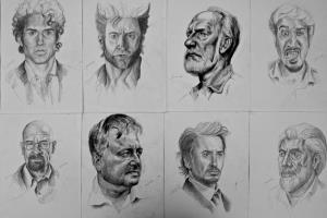 Portfolio for Artist | Painter | Sketch Artist |
