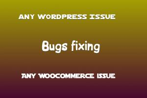 Portfolio for I Will Be Your Wordpress  Fixing expert