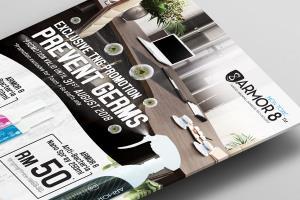 Portfolio for Creative or Promotional Poster Design