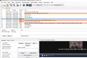 Find and Hire Freelancers for Subtitle Edit - Guru