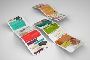 Portfolio for Unique Infographics