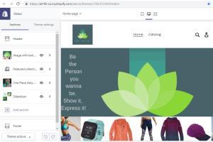 Portfolio for e-Commerce / Shopify / Oberlo developer