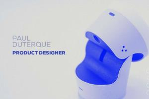 Portfolio for Industrial Design Manager