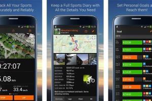 Portfolio for IONIC, GPS Tracking, Notifications,